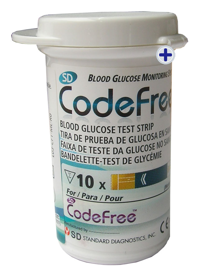 Blood Glucose Monitor Sd Codefree Sugar Meter Choose Mmol