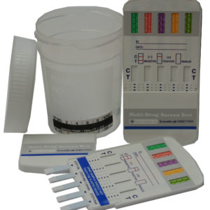 Multi-panel Drug & Cup Tests