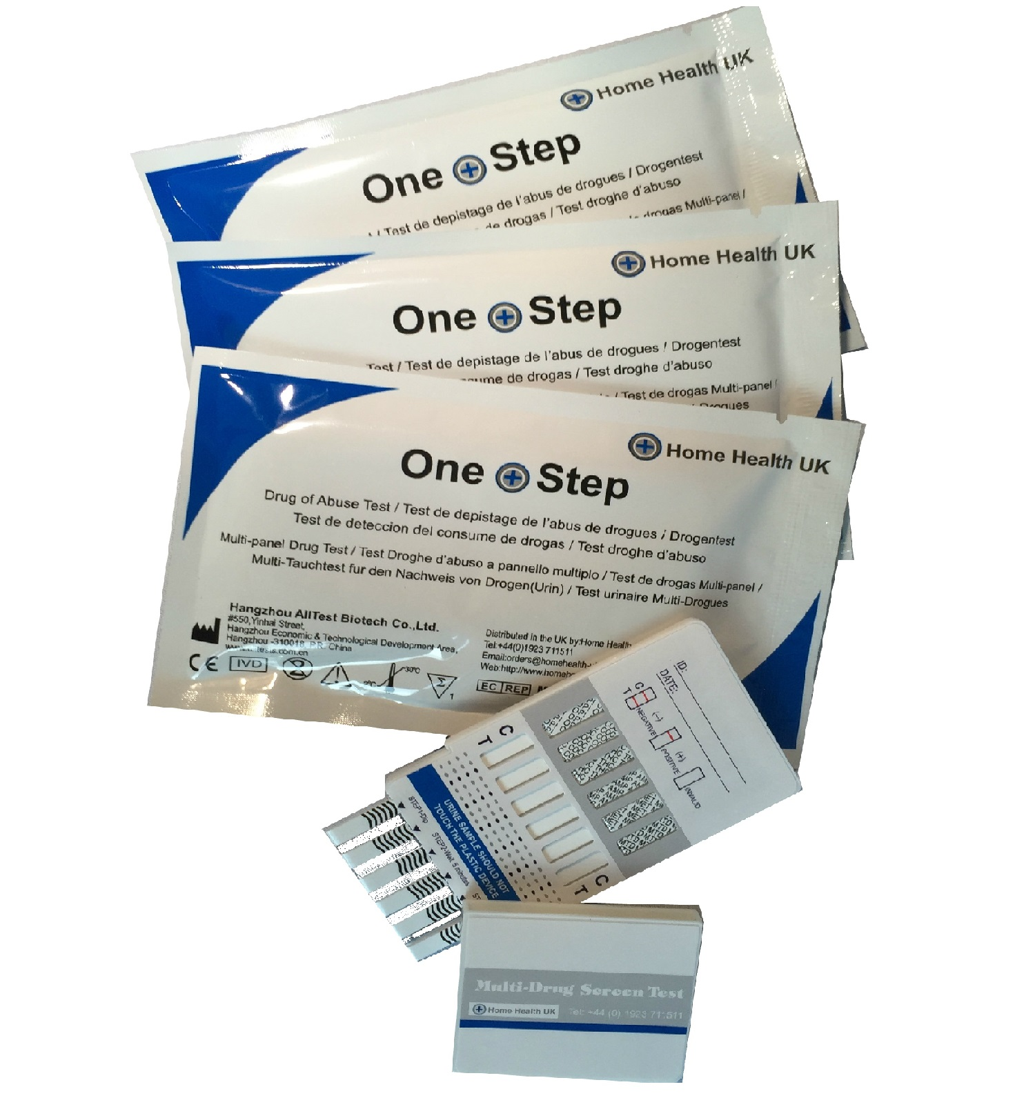 1 x one step 10 in 1 drug testing kits urine panel tests home 419 solutioingenieria Choice Image