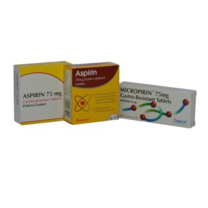 Aspirin Tablets & Dispersibles