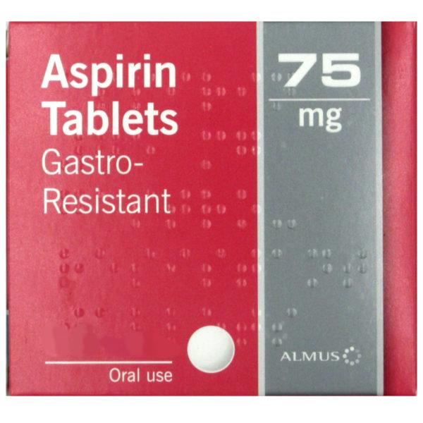 ASPIRIN GASTRO RESISTANT