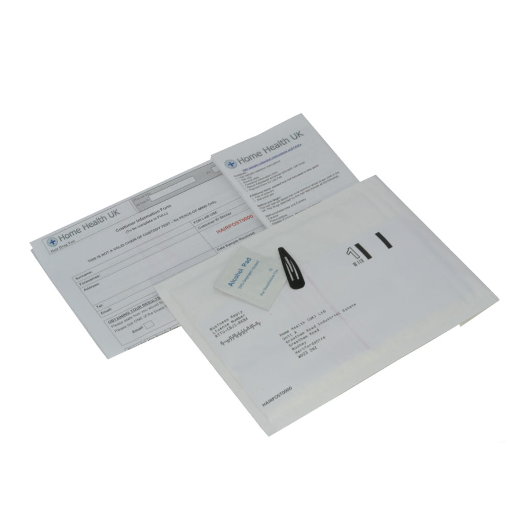 Postal Drug Test (multiple drugs)