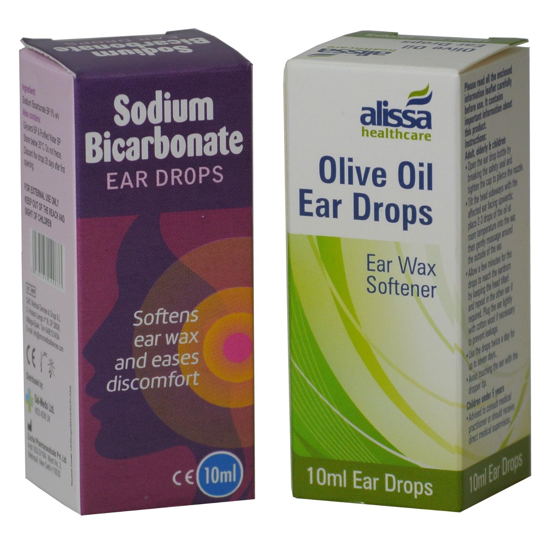 Ear Wax Drops