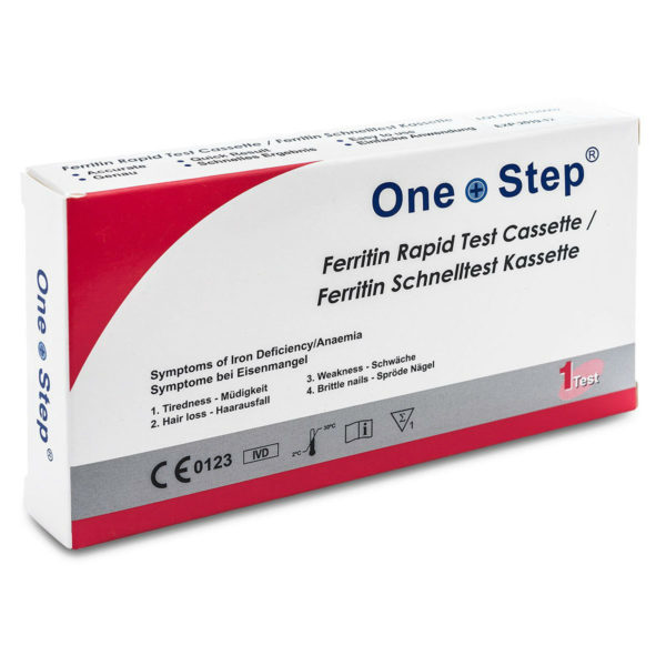 Ferritin Anaemia Test