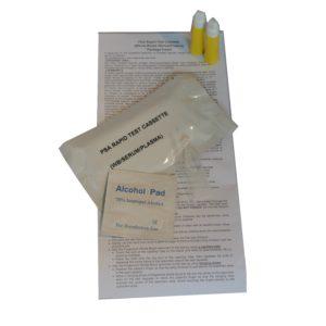 PSA - Prostate Test