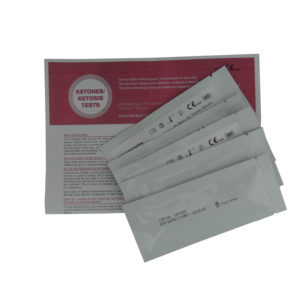 Ketone Parameter Strips