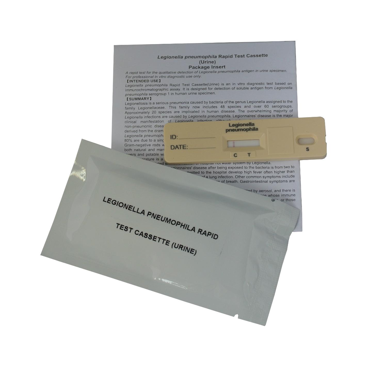 Legionella Disease Test