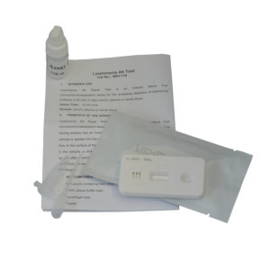 Canine Leishmania (LSH) Tests