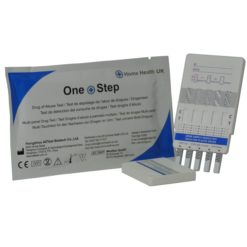 7 in 1 Drugs Testing Kit