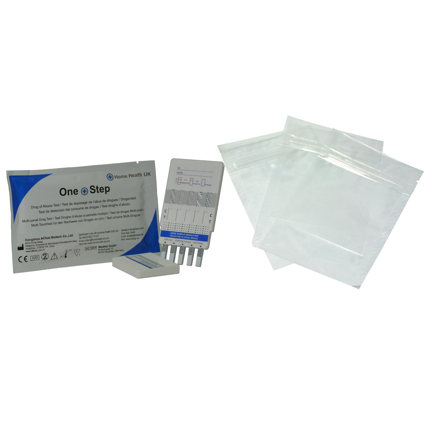 Drug Testing Kits | UK Supplier Quick & Discreet Delivery