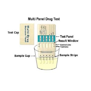 Multi Panel Drug Test Ins