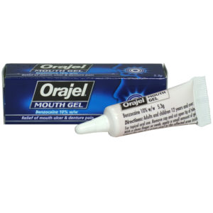 Mouth Ulcer Relief