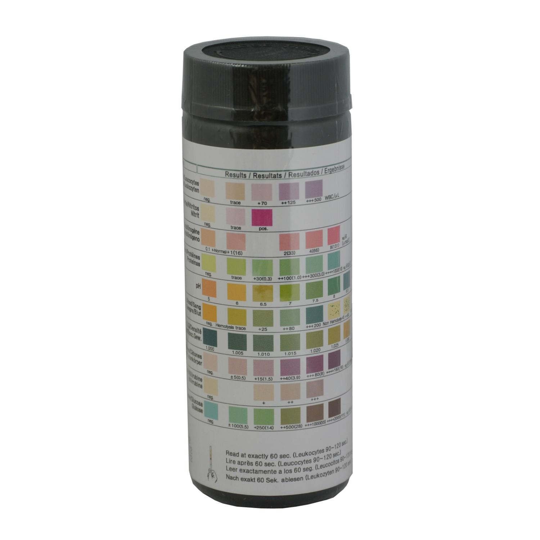 1 X Urine Test Strips 10 Parameter Dipstick Tests
