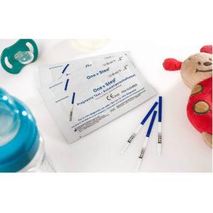 Wide Pregnancy Test Strips