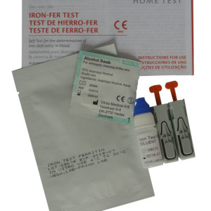 Anaemia Test