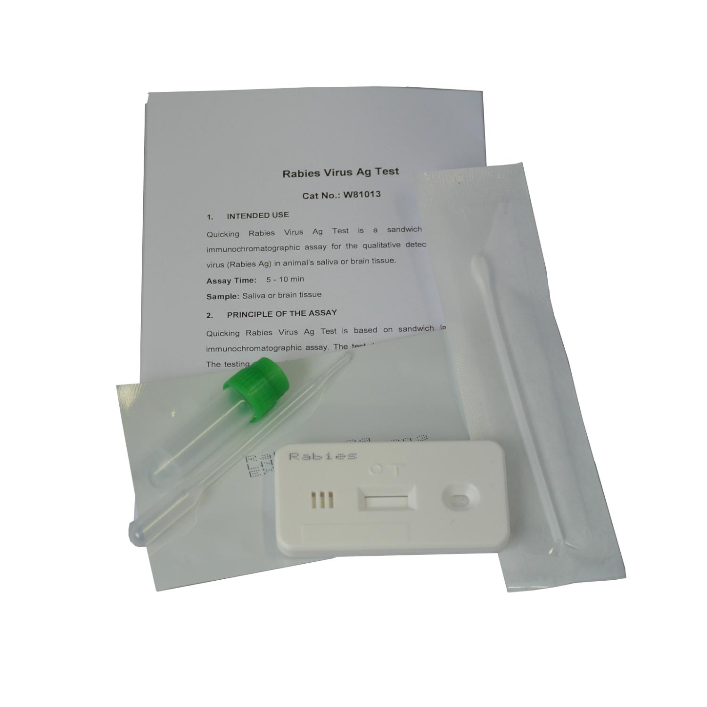 Pet Rabies Virus Test