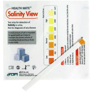 Salinity Test