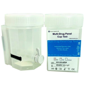 Integrated Drug Cup Tests