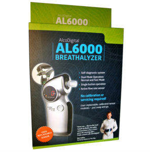 AL6000 Breathalyser & Accessories