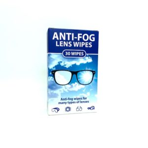 Anti-Fog Lens Wipes