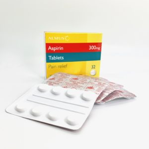 Aspirin 300mg Tablets