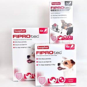 Dog Flea Control & Wormers