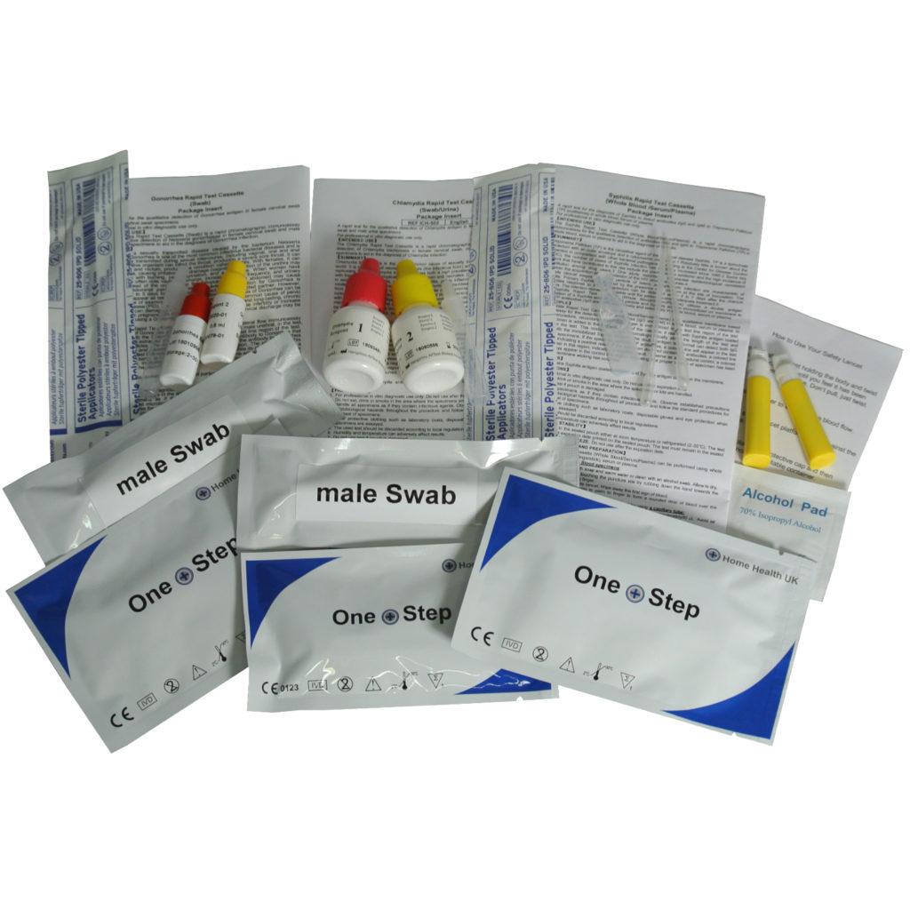 Combined STD test