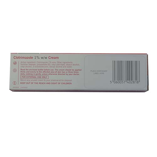 Clotrimazole Anti-Fungal Cream
