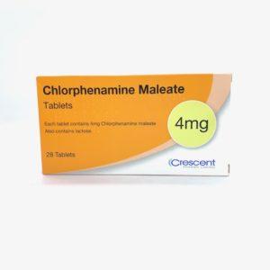 Chlorphenamine Maleate (Piriton)