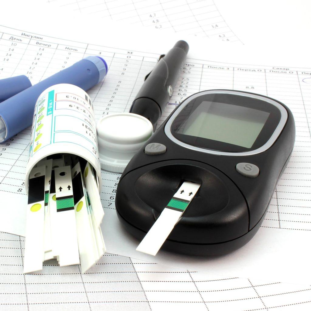 Diabetic Testing Kits