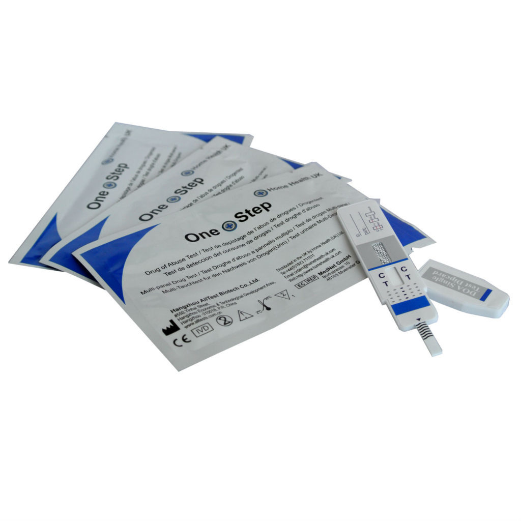 Single Panel Urine Drug Testing Kits