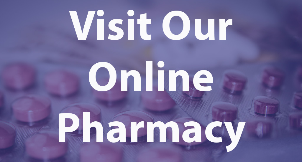 We have a number of Over The Counter (OTC) medicines from our pharmacy that could prove helpful and you can view these by clicking the image above.