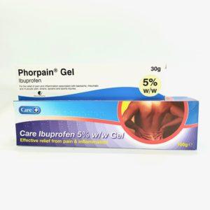 Ibuprofen Gel 5%