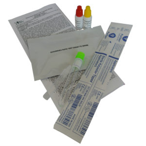 Professional STI (STD) Test Packs