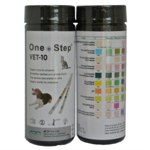 Cat & Dog Urine Test Strips