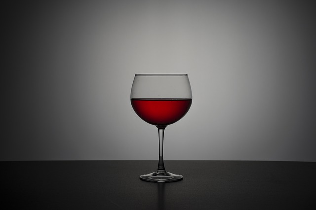 red wine could be good for your gut