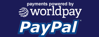 worldpay and paypal logo